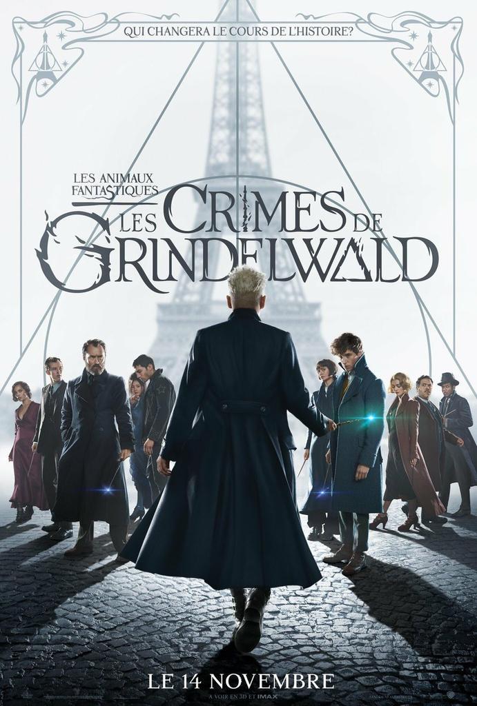 Animaux fantastiques (Les) : les crimes de Grindelwald. 2 / David Yates |