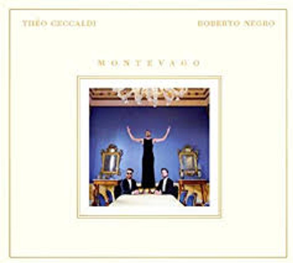Montevago / Théo Ceccaldi & Roberto Negro |