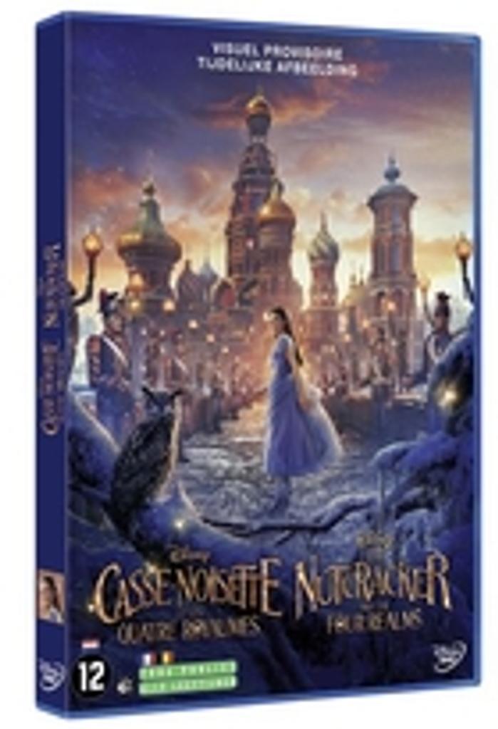 Casse-Noisette et les quatre royaumes / Lasse Hallström & Joe Johnston |