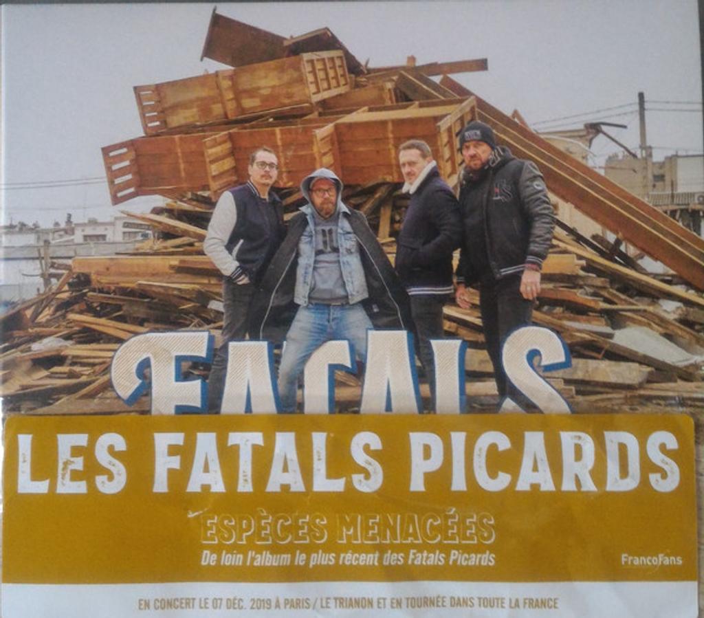 Espèces menacées / Les Fatals Picards |