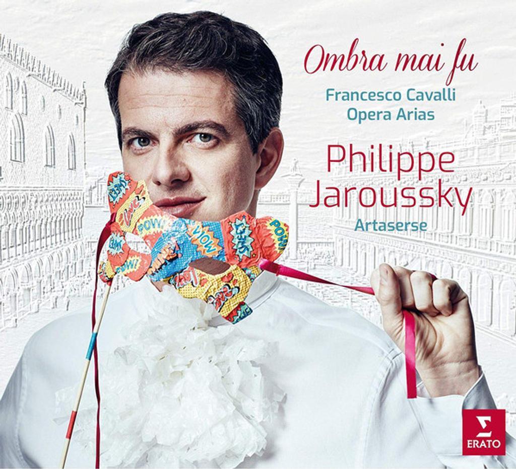 Ombra mai fu : opera arias / Philippe Jaroussky |