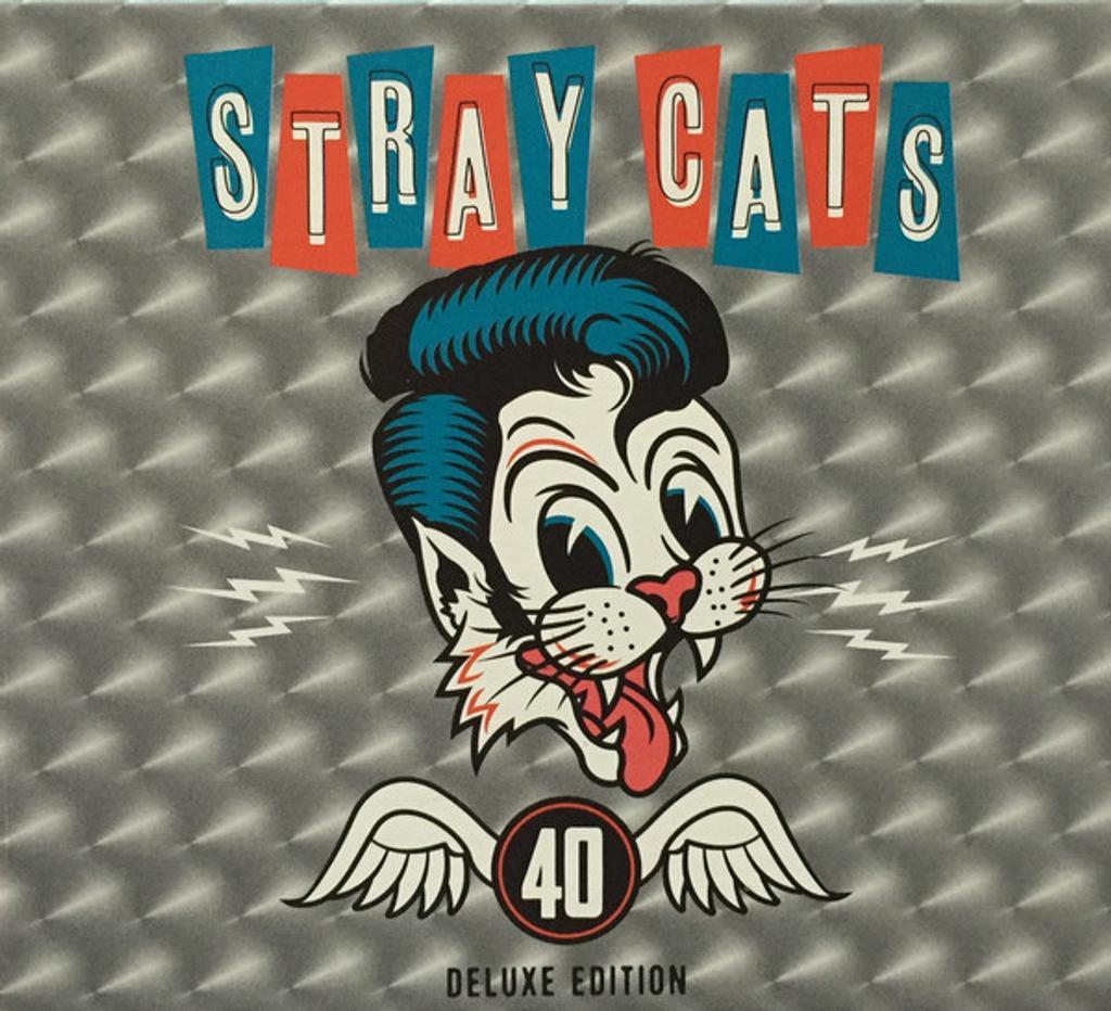 40 / Stray Cats |