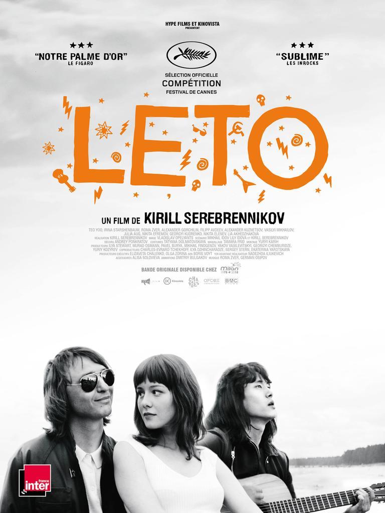 Leto / Kirill Serebrennikov |