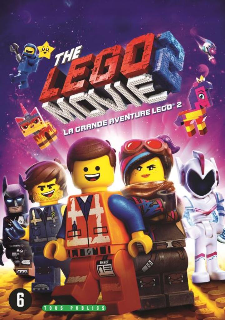 Grande aventure Lego 2 (La) / Mike Mitchell |