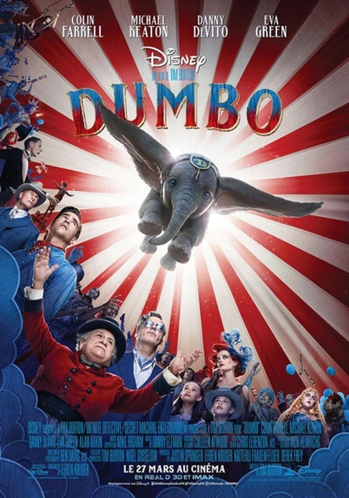 Dumbo / Tim Burton |
