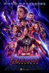 Avengers : endgame / Joe Russo & Anthony Russo | Russo, Joe. Metteur en scène ou réalisateur