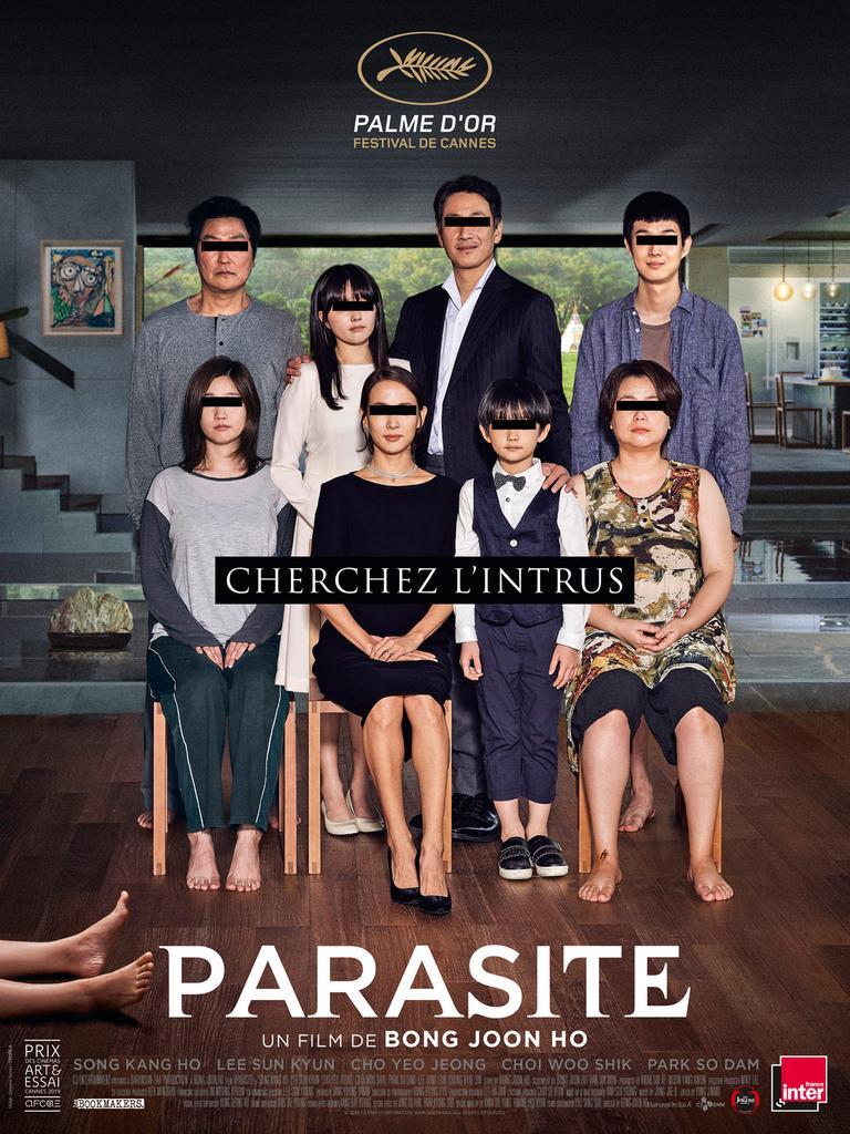 Parasite / Bong Joon Ho |