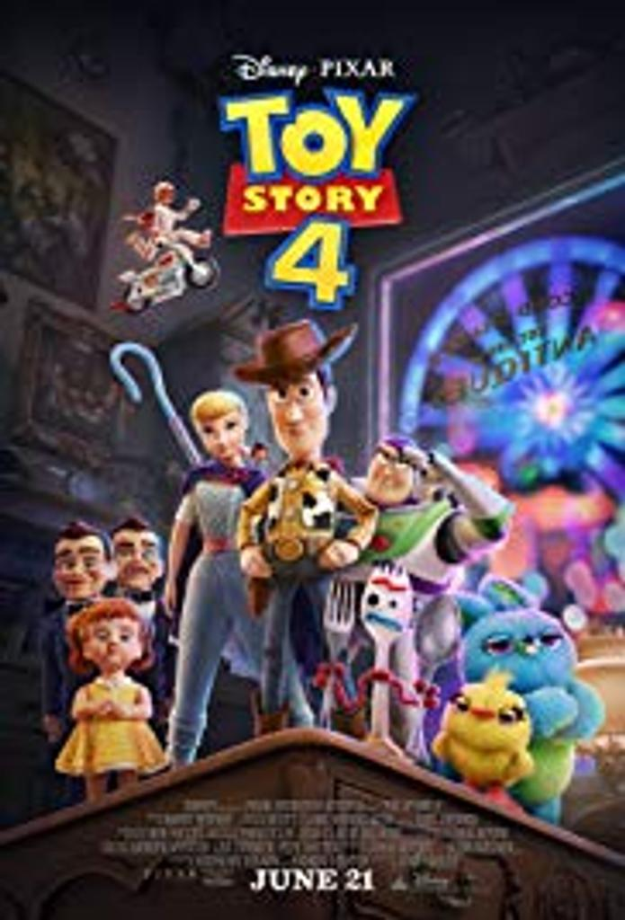 Toy story 4 / Josh Cooley |