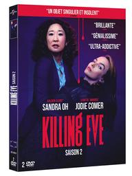 Killing Eve. saison 2 / Phoebe Waller-Bridge | Waller-Bridge, Phoebe. Scénariste