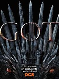 Game of thrones. saison 8 / George R.R. Martin, David Benioff & D.B. Weiss | Martin, George R.R.. Scénariste