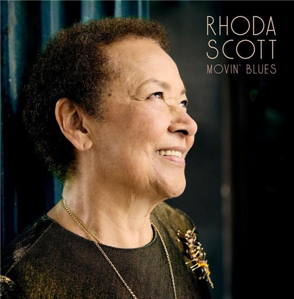 Movin' blues / Rhoda Scott |