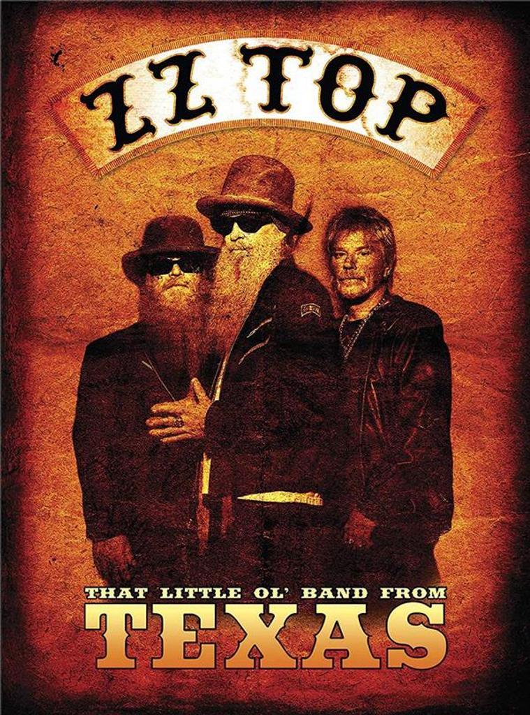 ZZ Top: that little ol' band from Texas / Sam Dunn |