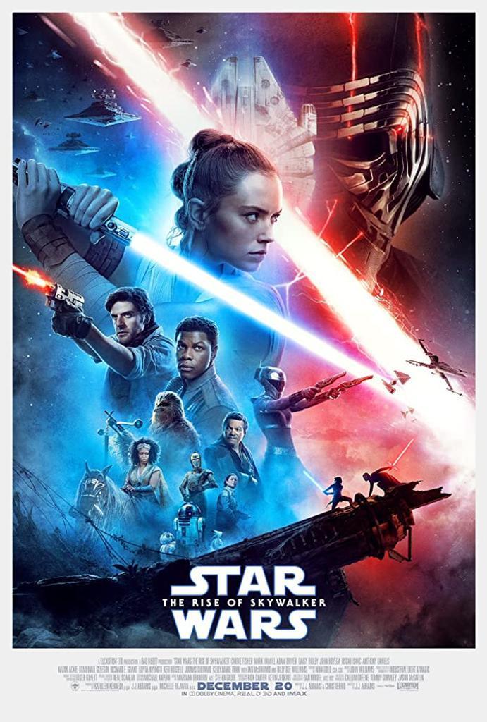 Star wars - Épisode 9: l'ascension de Skywalker / J. J. Abrams |