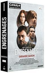 Engrenages. saison 8 / Alexandra Clert & Guy-Patrick Sainderichin | Clert,  Alexandra. Scénariste