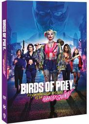 Birds of prey et la fantabuleuse histoire de Harley Quinn / Cathy Yan   Yan, Cathy. Metteur en scène ou réalisateur