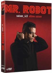 Mr. Robot. saison 4 / Sam Esmail | Esmail, Sam. Scénariste