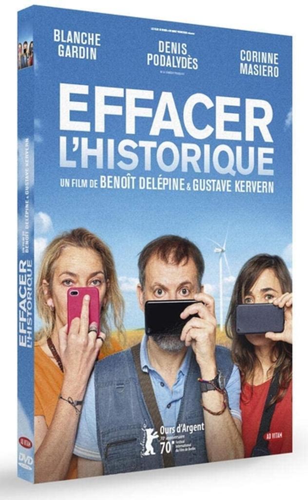 Effacer l'historique / Benoît Delépine & Gustave Kervern |