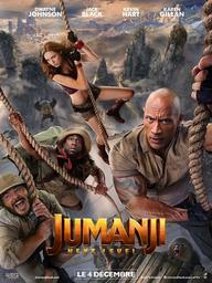 Jumanji : next level / Jake Kasdan | Kasdan, Jake. Metteur en scène ou réalisateur. Scénariste