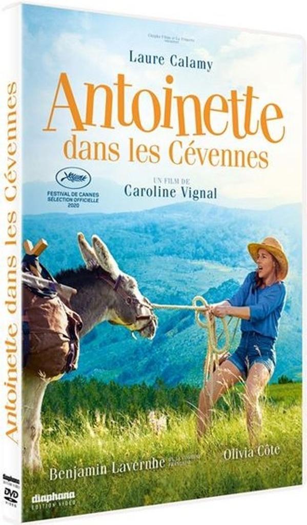 Antoinette dans les Cévennes / Caroline Vignal |