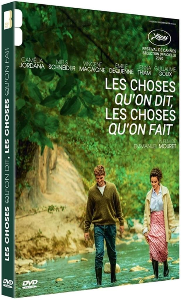 Choses qu'on dit, les choses qu'on fait (Les) / Emmanuel Mouret |