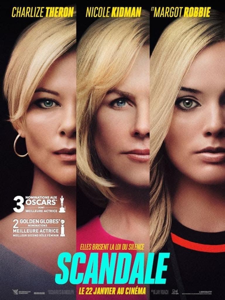Scandale / Jay Roach |