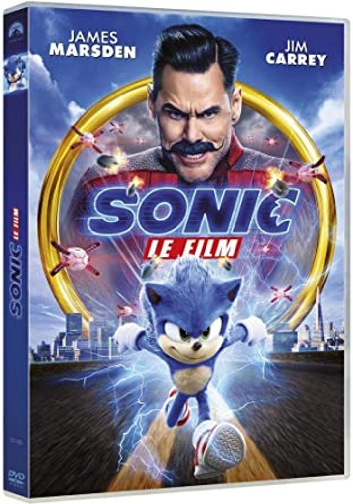 Sonic, le film = Sonic the hedgehog |