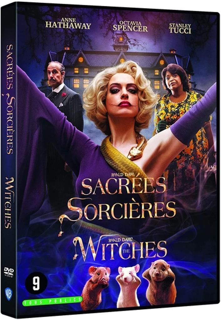 Sacrées sorcières / Robert Zemeckis |