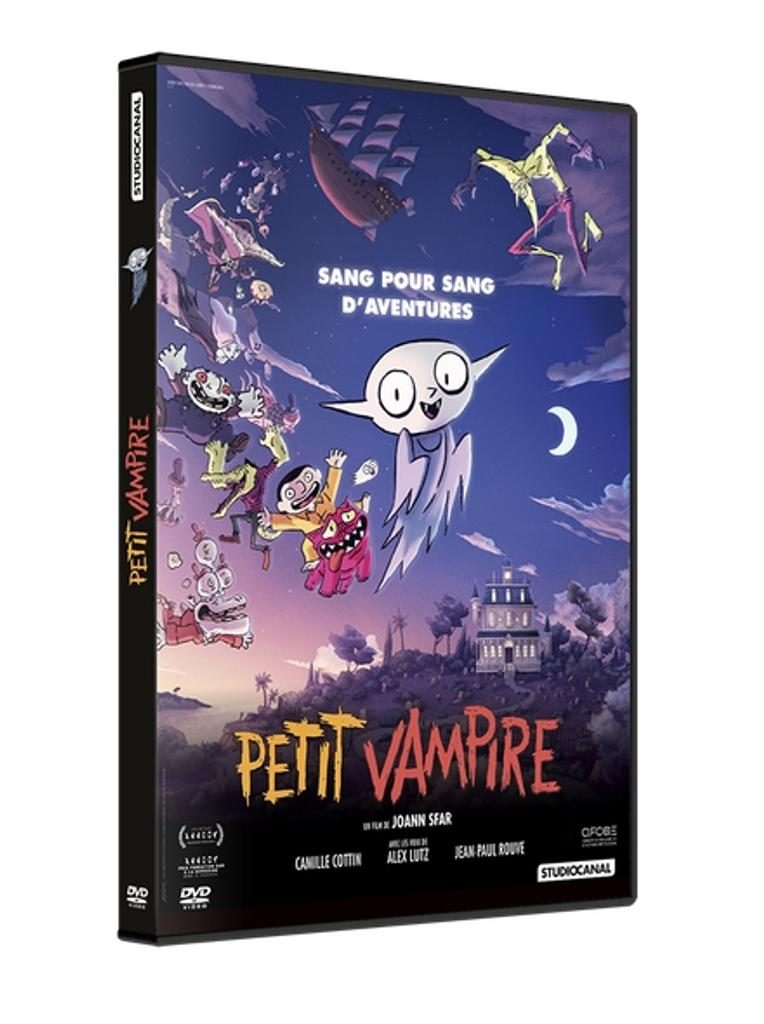 Petit Vampire / Joann Sfar |