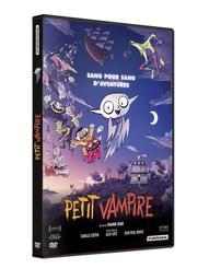 Petit Vampire / Joann Sfar | Sfar, Joann. Metteur en scène ou réalisateur. Scénariste. Antécédent bibliographique