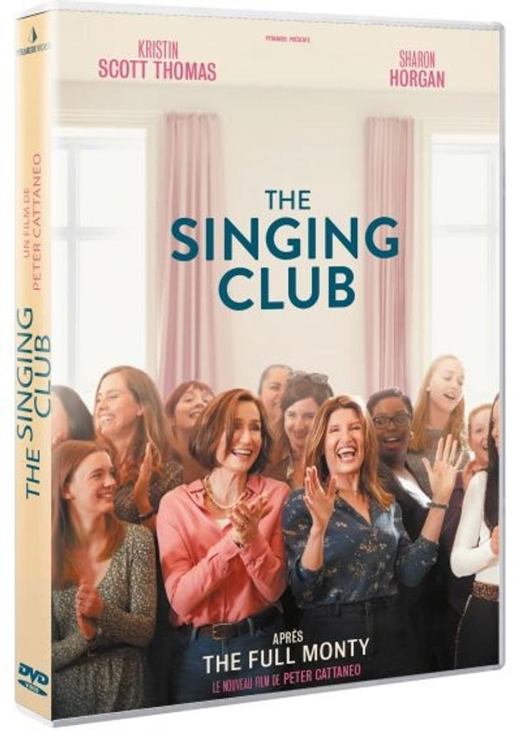 Singing club (The) / Peter Cattaneo |