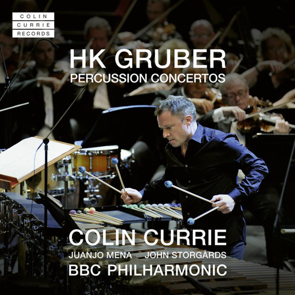 Percussion concertos / HK Gruber |