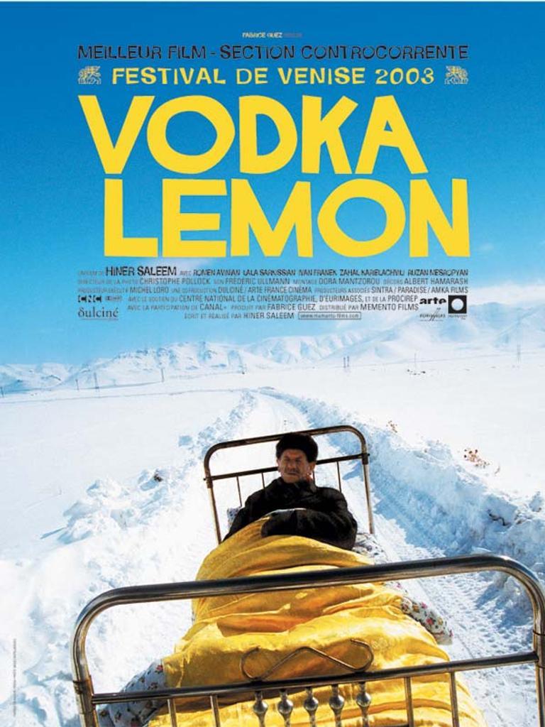 Vodka Lemon / Hiner Saleem |