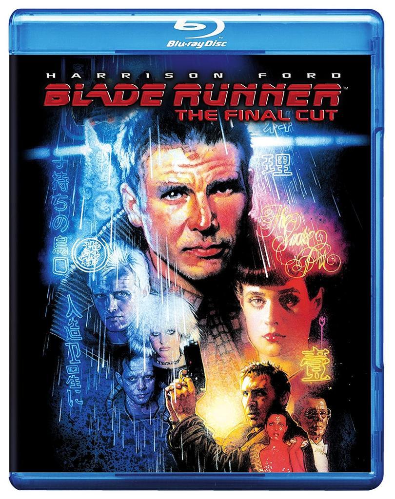 Blade runner : the final cut / Ridley Scott |