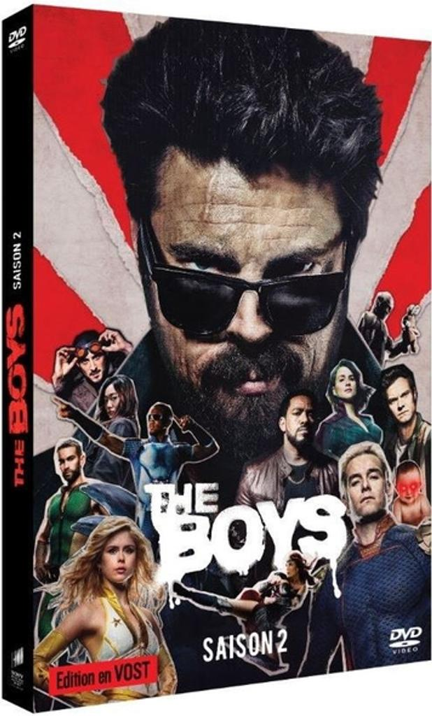 Boys (The). saison 2 / Eric Kripke |