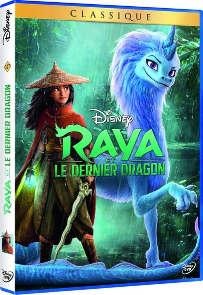 Raya et le dernier dragon / Don Hall |