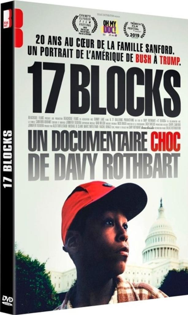 17 blocks / Davy Rothbart  