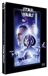 Star wars - Épisode 1: la menace fantôme / George Lucas | Lucas, George. Metteur en scène ou réalisateur. Scénariste